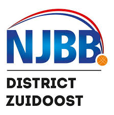 njbb district Zuidoost logo